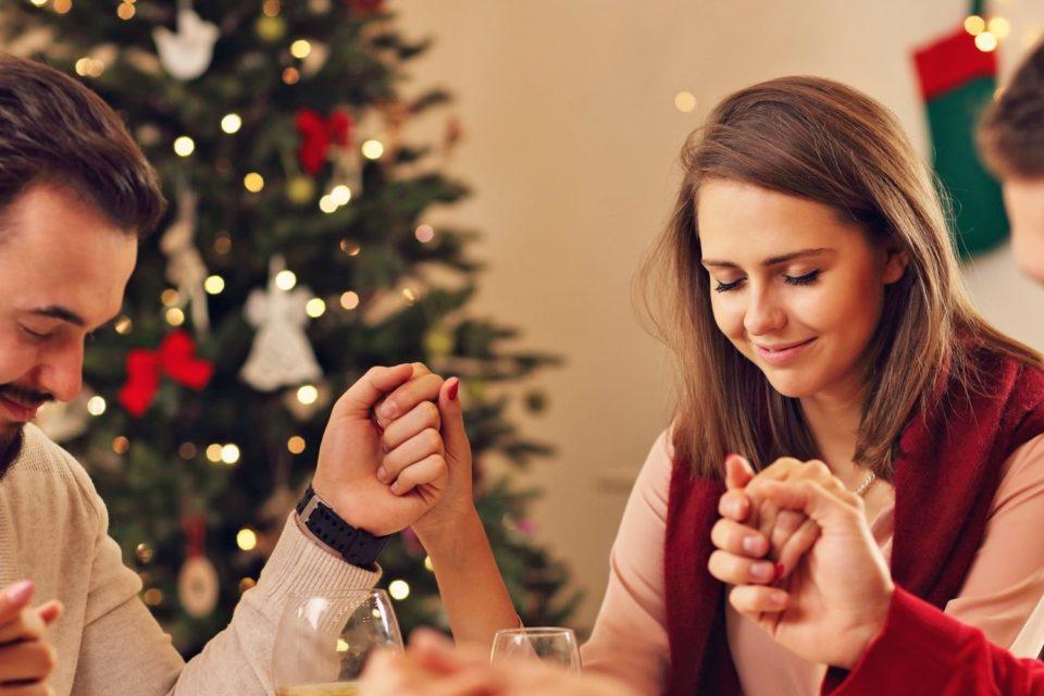 Resultado de imagem para ceia de Natal e a família