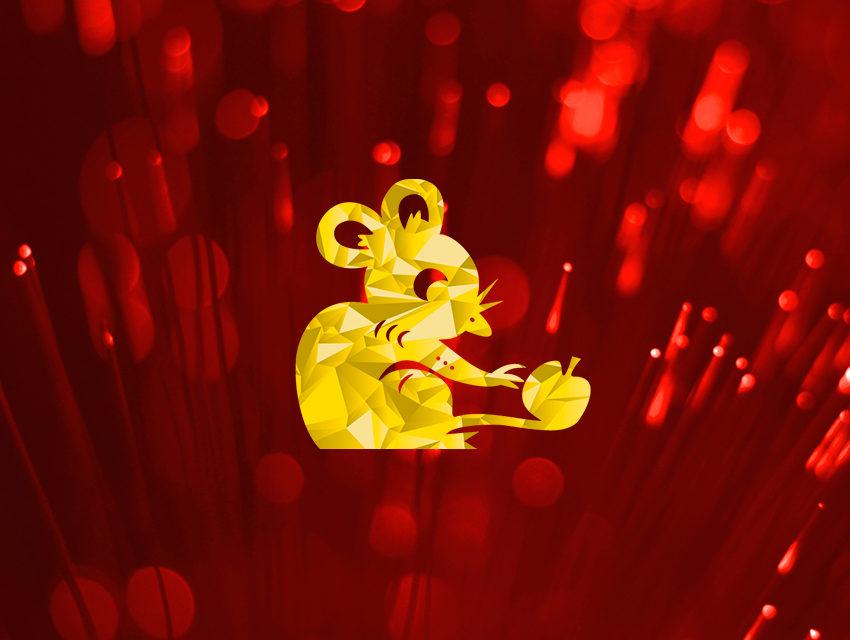 Resultado de imagem para Rato de Metal ano novo chines